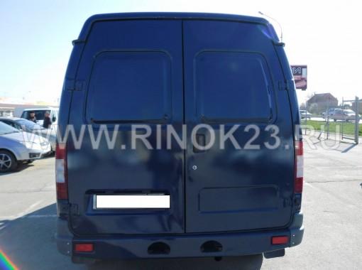 ГАЗ Соболь 2752 2008 г. бензин 2.5 л МКПП микроавтобус грузо-пассажирский
