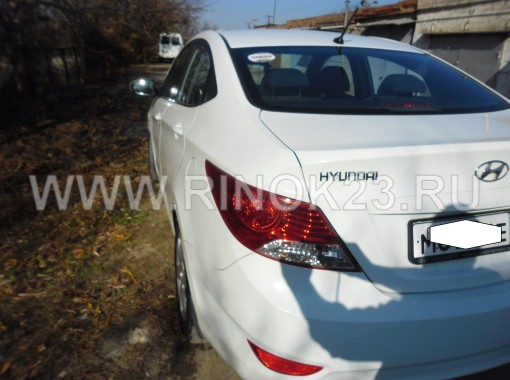 Hyundai Solaris 2013 Седан Славянск-на-Кубани