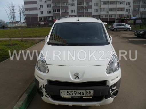 Peugeot Partner 2014 Минивэн краснодар