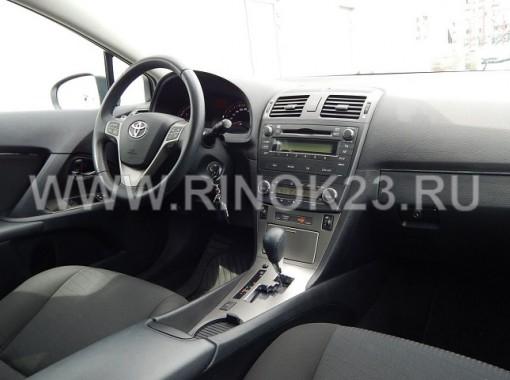 Toyota Avensis 2009 г. 1.8(147 л.с. АКПП) Седан