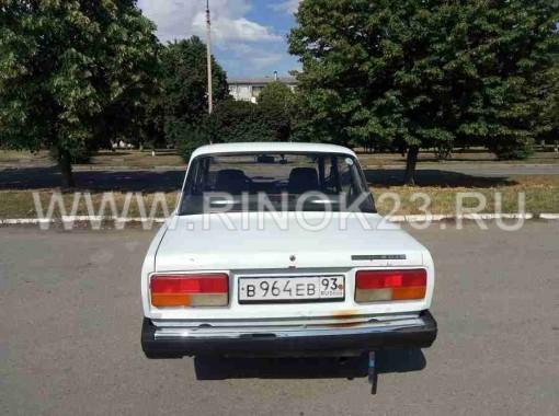 ВАЗ (LADA) 21074 2006 Седан Армавир