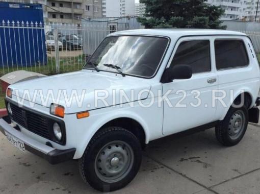 LADA 4x4 Нива 2121 внедорожник 2012 г. бензин 1.7 л МКПП Краснодар