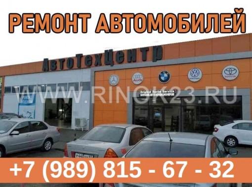 Ремонт иномарок в Краснодаре автосервис Original SACHS Service