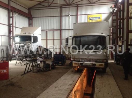 Автосервис «АвтоЛайн», ремонт грузовой техники и прицепов