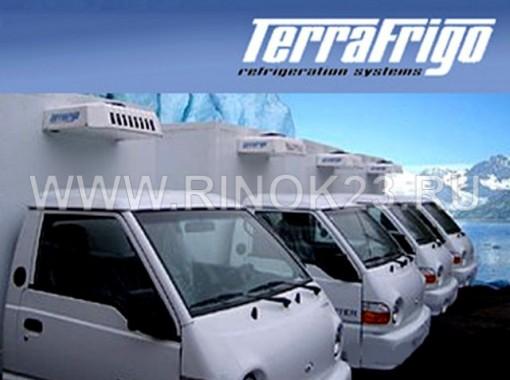 Установка транспортного холодильного оборудования ТЕРРАФРИГО
