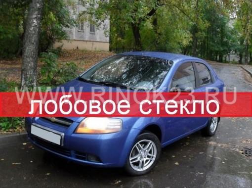 Лобовое стекло Chevrolet Aveo III зеленое голубая полоса 3022AGNBL ... | 380x510