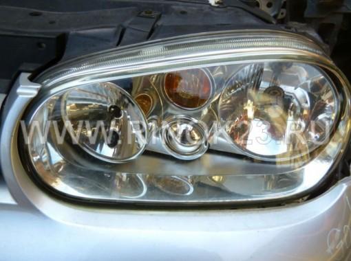 Ноускат Volkswagen Golf 4 б/у 1997-2003 г. в Краснодаре