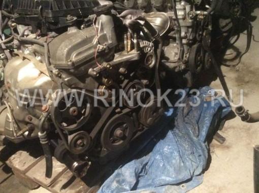 Двигатель тойота витц 2sz