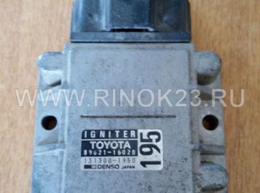 Модуль зажигания, коммутатор на Toyota номер: 89621-16020 | ST195