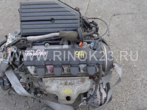 Двигатель D15B (ДВС) Honda CIVIC ES EU б/у контрактный Краснодар