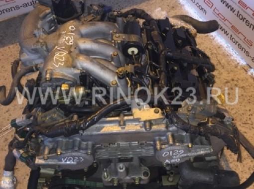 Двигатель Nissan VQ20DE б/у с гарантией в Ростове-на-Дону