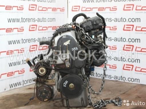 Двигатель Honda Civic D15B б/у с гарантией в Ростове-на-Дону
