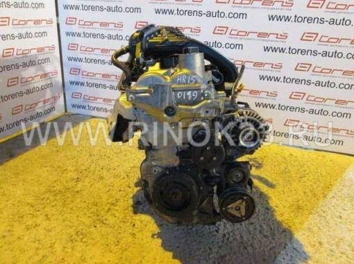 Двигатель Nissan HR15DE б/у в Ростове-на-Дону
