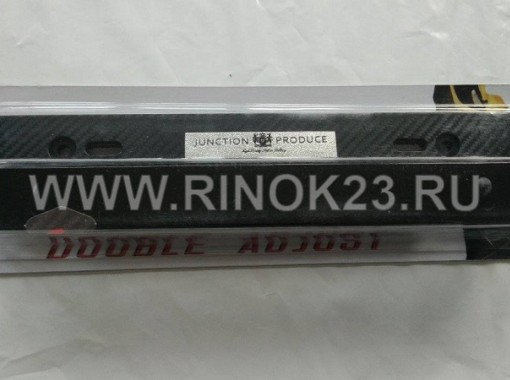 Наклонная рамка переднего номера, крепеж для изменения угла наклона Краснодар