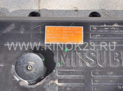 Клапанная крышка на Mitsubishi Fuso/Мицубиси Фусо