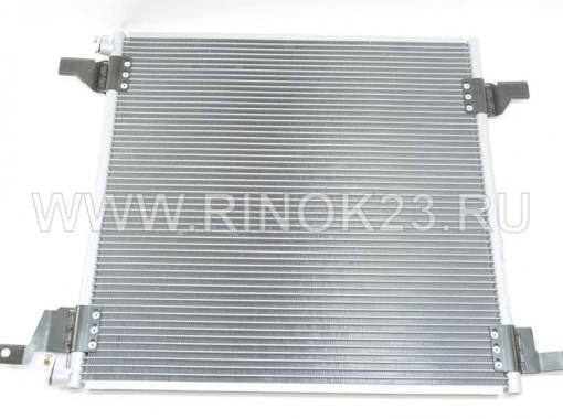 Радиатор кондиционера MERCEDES M-CLASS W163 2.3 / 2.7TD / 3.2 / 3.5 / 4.0TD / 4.3 / 5.0 98-04 Краснодар