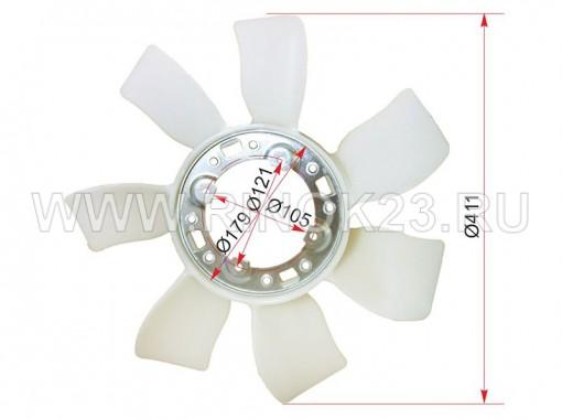 Крыльчатка вентилятора TOYOTA 1G-FE Краснодар
