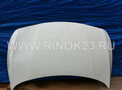 Капот Hyundai Solaris restyling б.у.