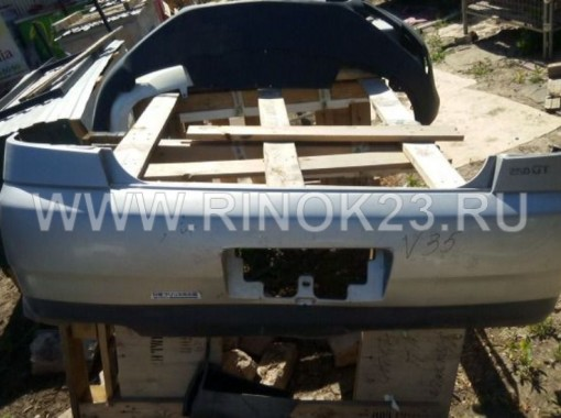 Бампер задний б/у Nissan Skyline V35 Краснодар