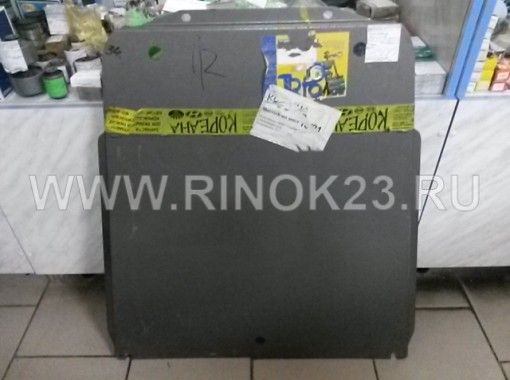 Защита сталь SY Rexton 07-