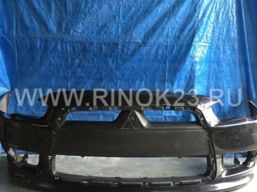 Бампер передний б/у Mitsubishi Lancer X рестайлинг Краснодар