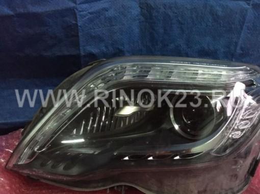 Фара левая Mercedes GLK X204 Restyling б.у