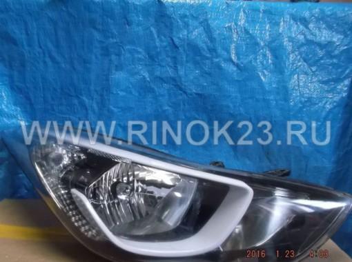 Фара правая Hyundai Elantra 2013 б.у.