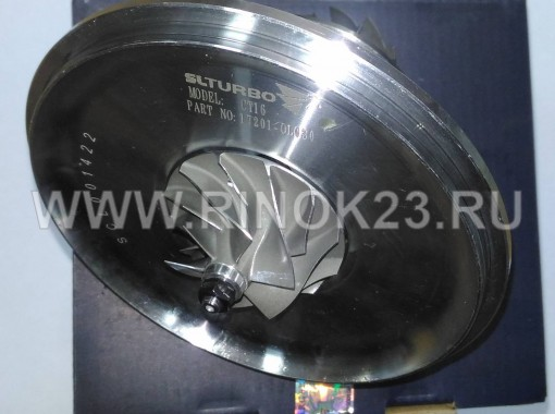 Картридж турбины 2KD-FTV CT16 Toyota Hiace, Hilux, Regius 17201-0L030, 17201-30070,17201-30030