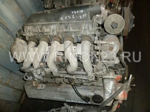 Двигатель б/у для Mercedes