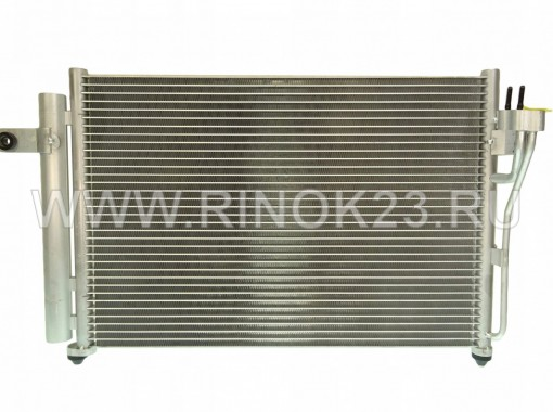 Радиатор кондиционера HYUNDAI SOLARIS / KIA RIO III 10- Краснодар