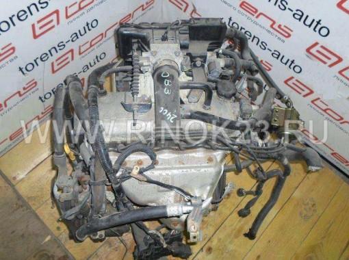 Контрактный двигатель MAZDA DEMIO DW3WB3 Ростов