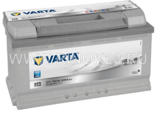 Аккумулятор Varta SD 100 Ач