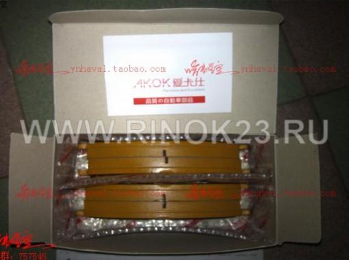 Колодки тормозные задние RR MITSUBISHI ASX 10-