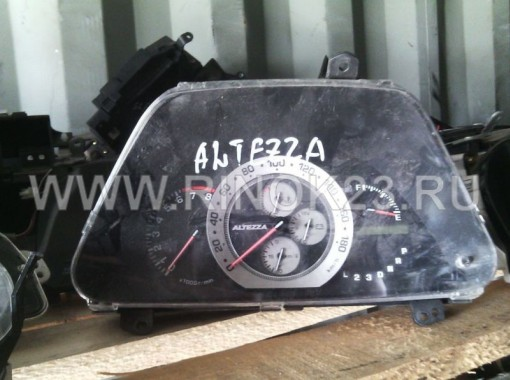 Б/у спидометр на Toyota Altezza , спидометр тоета альтеза