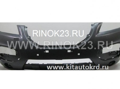 Бампер передний Lifan X60 в Краснодаре
