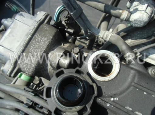 Контрактный двигатель с АКПП Honda B20B Краснодар