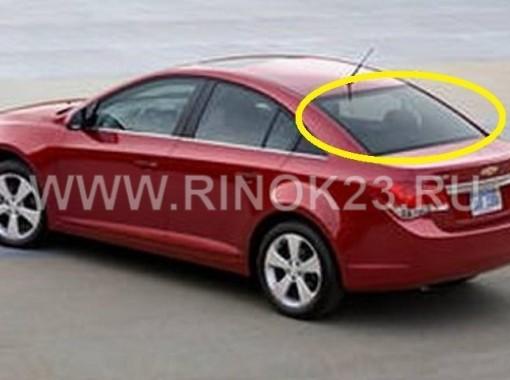 Стекло заднее с обогревом Chevrolet Cruze Краснодар