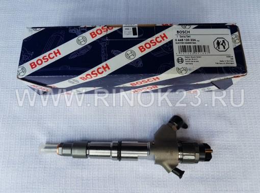 Форсунка Bosch 0445120224 Краснодар