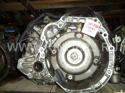 АКПП б/у контрактноя Nissan Serena_Liberty_Primera_Bluebird QR20 RE0F06A CVT Краснодар