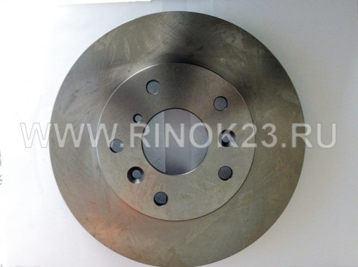 Тормозной диск Chery Tiggo 1.6/1.8/2.0/2.4 передний Краснодар