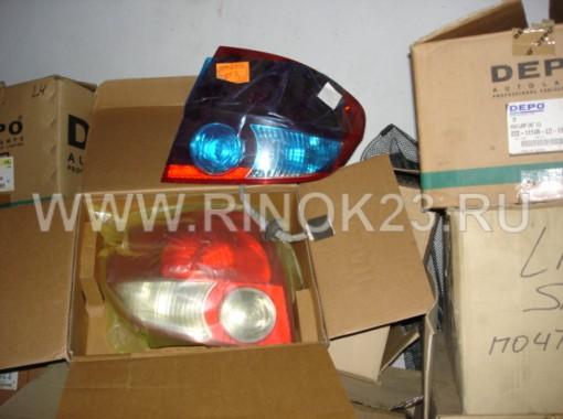 Фонарь задний Hyundai Getz 2004 (Depo) Краснодар