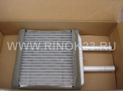 Радиатор печки отопителя салона Daewoo Matiz в Краснодаре
