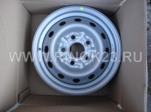 Диск колеса стальной Hyundai Porter, Grace, Н100 диаметр R-14 в Краснодаре