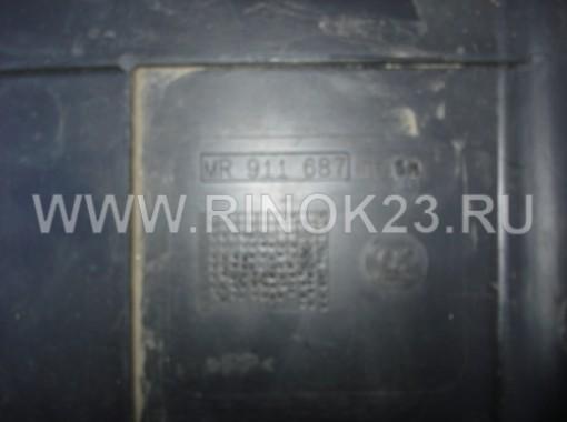 Защита переднего бампера Mitsubishi Carisma 1.6 л. 1995-2005 г. в Краснодаре