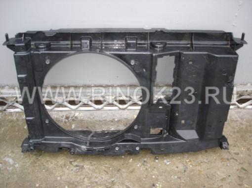 Панель крепления радиатора б/у на Peugeot 307/Пежо 307