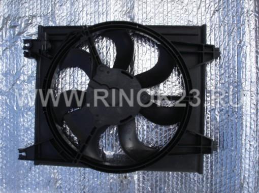 Вентилятор кондиционера для Hyundai Elantra XD с МКПП Краснодар