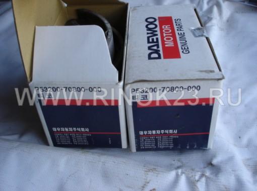 Задние тормозные колодки Daewoo Tico на барабанных тормозах Краснодар