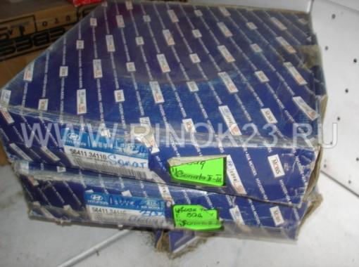 Диск тормозной Hyundai SONATA 2/3 задний Краснодар