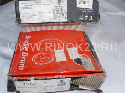 Барабан тормозной на Hyundai Aceent/Хундай Акцент до 1999