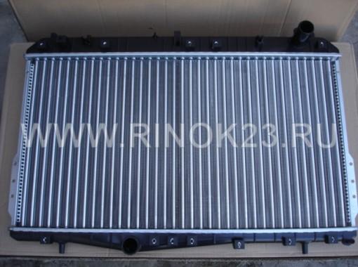 Радиатор охлаждения на Chevrolet lacetti/Шевроле Лачетти